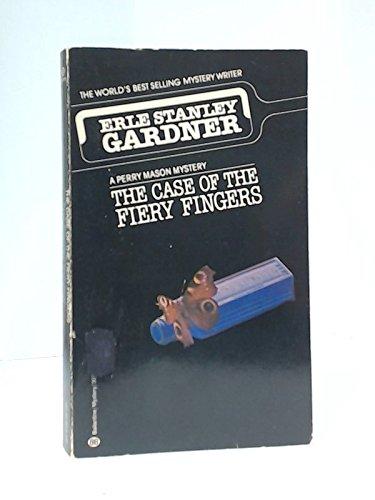 9780345307828: Case of Fiery Fingers