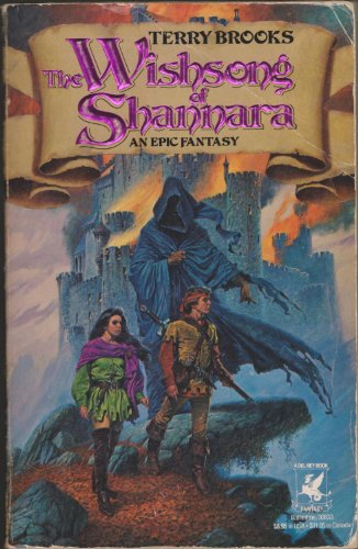 9780345308337: Wishsong of Shannara