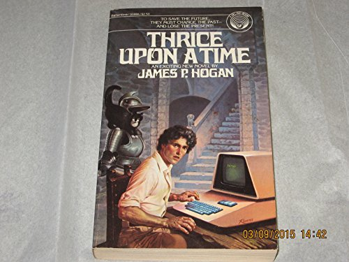 9780345308863: Thrice upon a Time