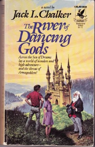 9780345308924: The River of Dancing Gods