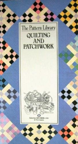 9780345309112: The Pattern Library: Quilting and Patchwork