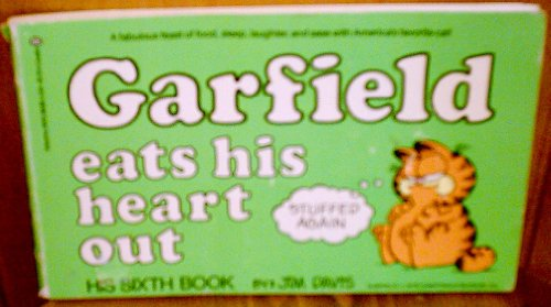 Garfield Eats His Heart Out: Davis, Jim