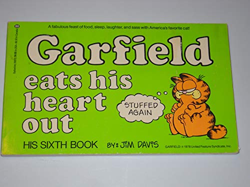9780345309129: Garfield Eats His Heart Out