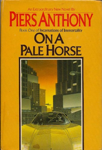 9780345309242: On a Pale Horse (Incarnations of Immortality, Book 1)