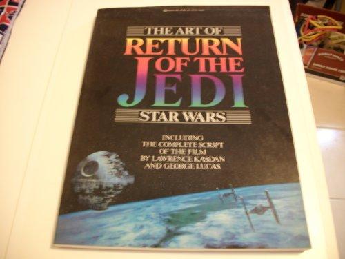9780345309570: The Art of Star Wars, Episode VI - Return of the Jedi