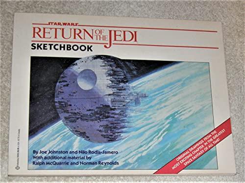 9780345309594: Return of the Jedi Sketchbook