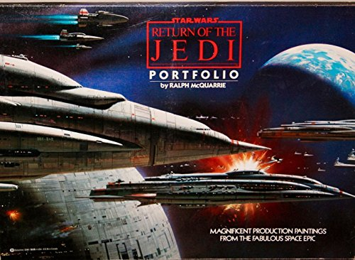 9780345309617: Return of the Jedi Portfolio