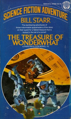 9780345309686: The Treasure of Wonderwhat
