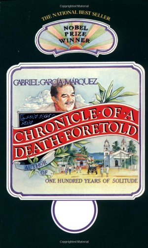 9780345310026: Chronicle of a Death Foretold