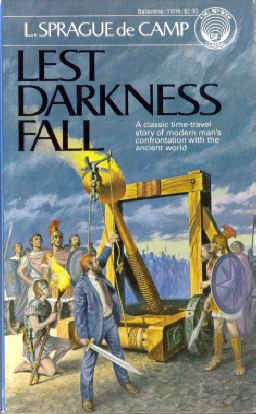 9780345310163: Lest Darkness Fall (Del Rey SF Classics)
