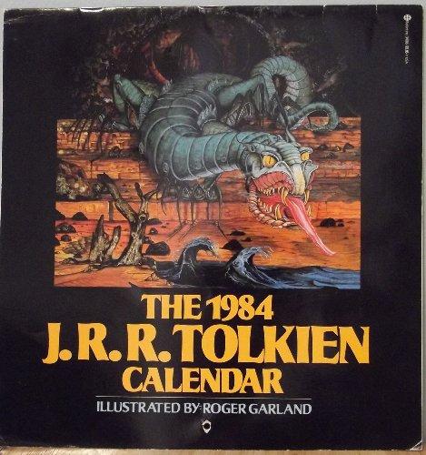 9780345310866: The 1984 J.R.R. Tolkien Calendar