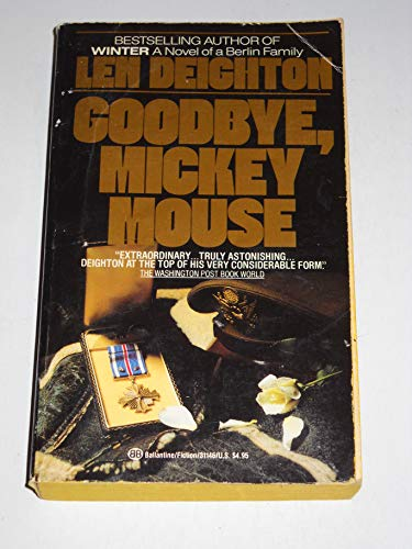 9780345311467: Goodbye Mickey Mouse