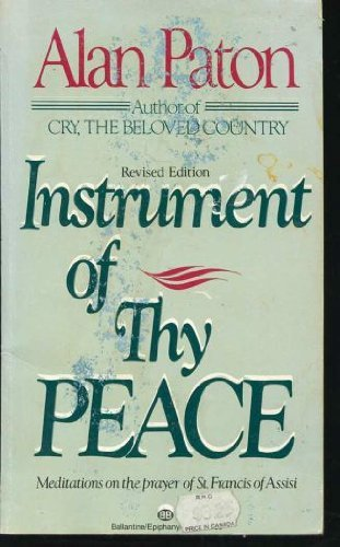 9780345312020: Instrument of Thy Peace