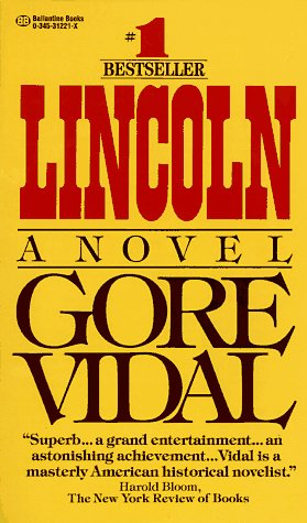 Lincoln: Vidal, Gore;Box, Edgar