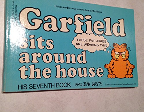 9780345312266: Garfield Sits Around the House