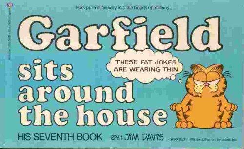 9780345312266: Garfield Sits Around the House