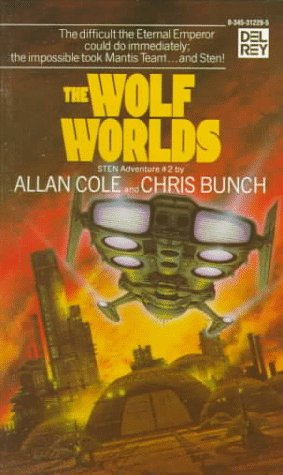 The Wolf Worlds: Cole, Allan and Bunch, Chris