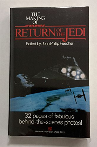9780345312358: The Making of Star Wars: Return of the Jedi
