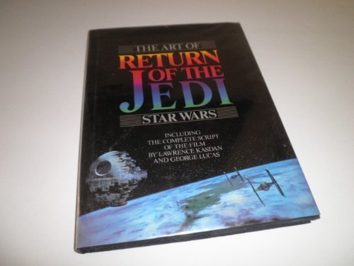 9780345312549: The Art of the Return of the Jedi
