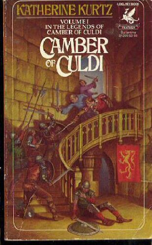 9780345312969: Camber of Culdi, Volume 1: In the Legends of Camber of Culdi