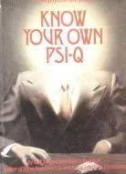 9780345313058: Know Your Own Psi-Q