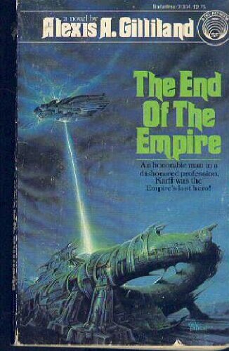 9780345313348: The End of the Empire