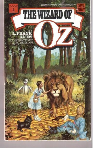 Wizard of Oz-#1 (9780345313638) by L. Frank Baum