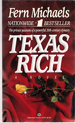 9780345313744: Texas Rich