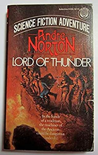 9780345313966: Lord of Thunder