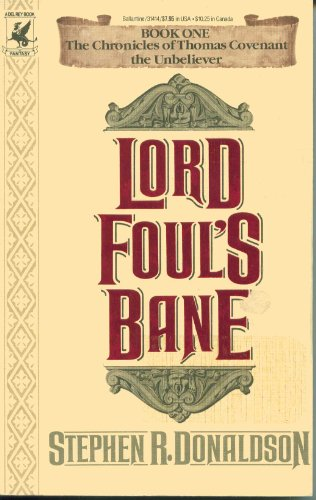 9780345314147: Lord Foul's Bane