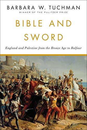 9780345314277: Bible and Sword: England and Palestine from the Bronze Age to Balfour