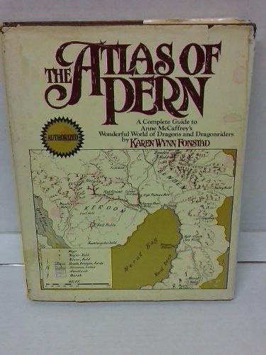 9780345314345: The Atlas of Pern