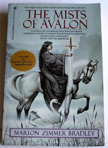 9780345314529: THE MISTS OF AVALON-TRADE