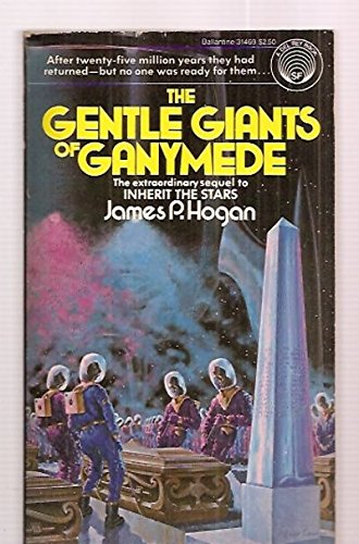 9780345314697: The Gentle Giants of Ganymede (The Giants' Trilogy, Book #2)