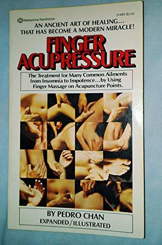 9780345314840: Title: Finger Acupressure