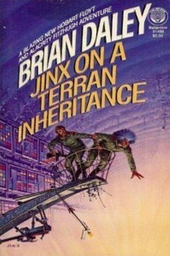 9780345314888: Jinx on a Terran Inheritance