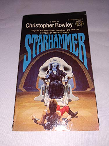 Starhammer: Rowley, Christopher