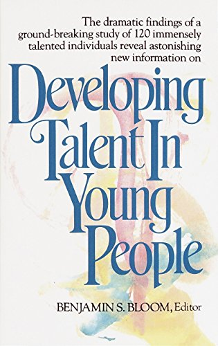 9780345315090: Developing Talent in Young People