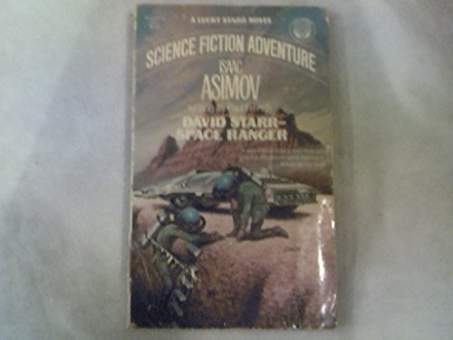 9780345315410: DAVID STARR SPACE RNGR by Asimov, Isaac