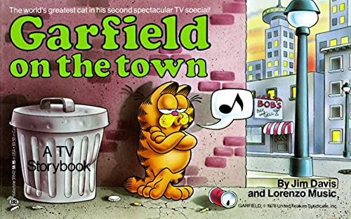 9780345315427: Garfield on the Town
