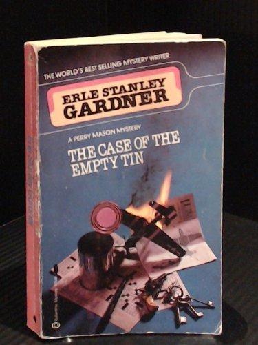 9780345315465: Case of the Empty Tin