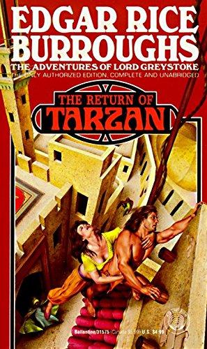 9780345315755: The Return of Tarzan: Vol 2 (Tarzan (Ballantine))