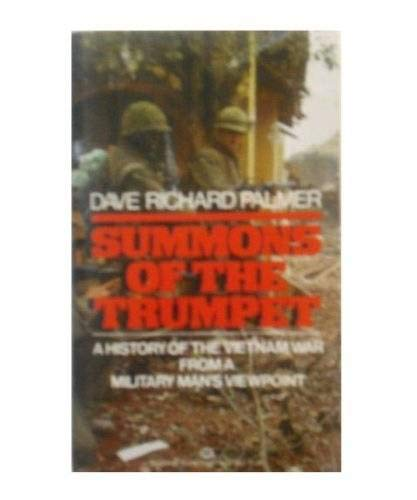 9780345315830: Summons of the Trumpet: A History of the Vietnam War from a Military Man's Viewpoint