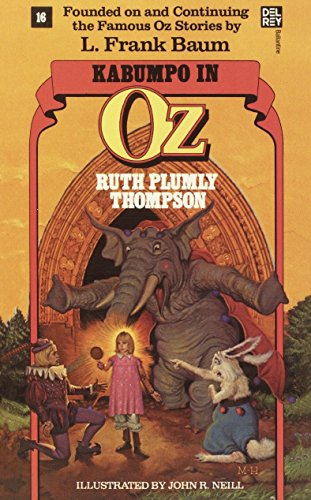 9780345315854: Kabumpo in Oz (Wonderful Oz Books (Paperback))
