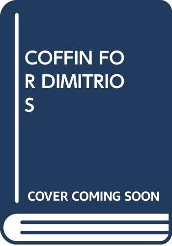 9780345316950: A Coffin for Dimitrios