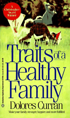 9780345317506: Traits of a Healthy Family (Epiphany)