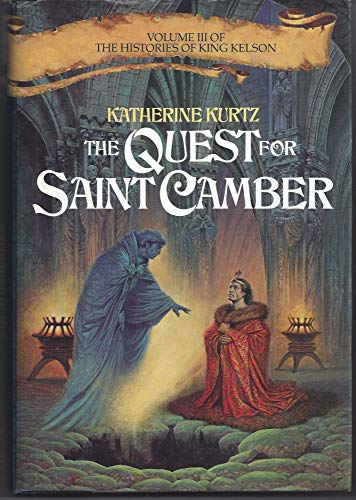 The Quest for Saint Camber ***SIGNED***: Katherine Kurtz