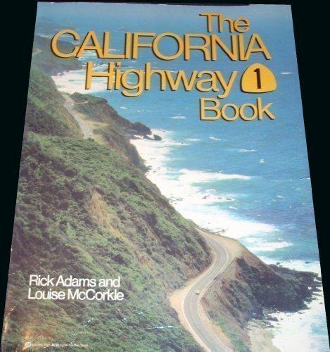9780345318558: California Highway 1 Book