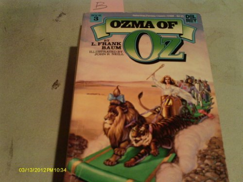 Ozma of Oz #3