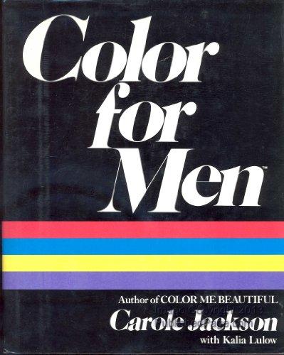 Color For Men: Carole Jackson, Kalia